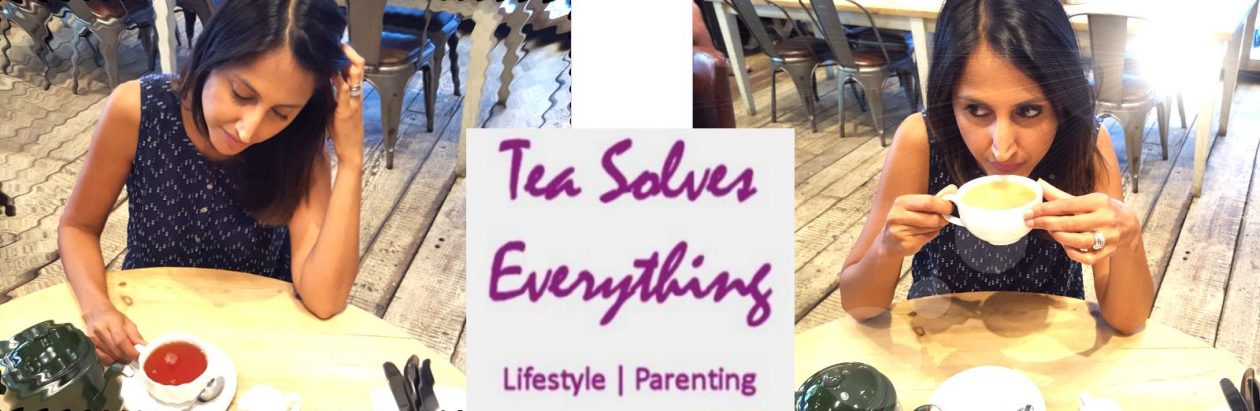 Tea Solves Everything
